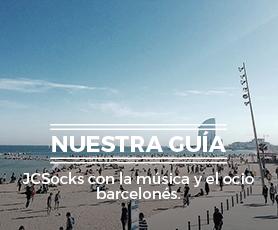 JCSocks Barcelona con la música y el ocio barcelonés